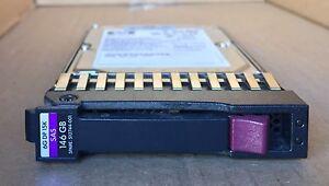 2-X-HP-146GB-6Gb-DP-15K-2-5-SAS-HDD-512744-001-507129-010-EH0146FARWD