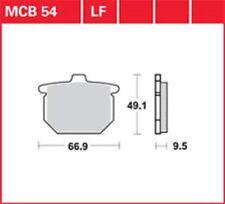 Original TRW-Lucas Bremsbeläge brake pads MCB535 Sachs MadAss 50