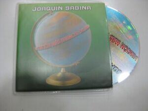 Joaquin Sabina CD Single Spanisch Die Cancion Mas Schöner von Der Mundo 2002