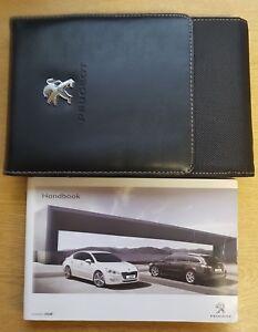 genuine peugeot 508 sw owners manual handbook wallet 2010 2014 rh ebay co uk peugeot 508 sw repair manual peugeot 308 sw owners manual