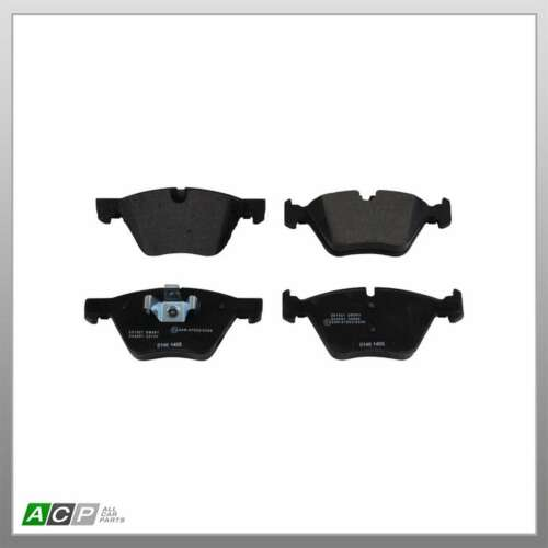 Fits BMW 5 Series E60 525d EuroBrake Front Disc Brake Pads