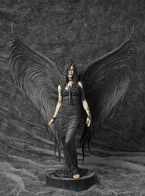Toys & Hobbies Well-Educated Lilith Luis Royo Fantasy Angel Demon 2014 1/4 Unpainted Figure Model Resin Kit Anime