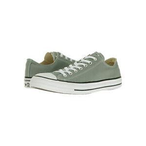 264691f8aa1e Converse Unisex Chuck Taylor Ox Camo Green Low Top Sneaker Shoes