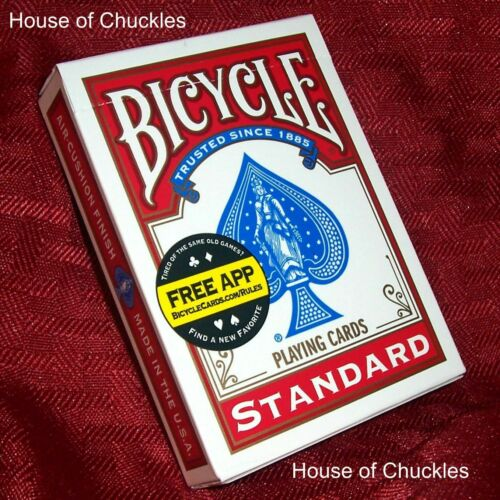 Bicycle Magic Card Trick Two Way Forcing Deck 2-Way Force Made In The USA