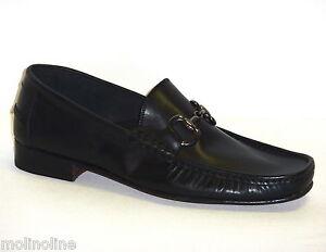 sports shoes cba73 85f89 Dettagli su U30003 MELLUSO SCARPE UOMO MOCASSINI PELLE NAPPA NERO MODA  COMODA GIOVANE n. 43
