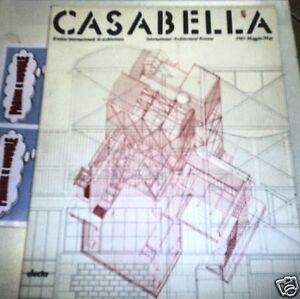 CASABELLA 491 OTTIMO!!!!!!!!!!!!!!