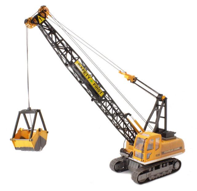 Grande 1:12 escala 10 función de radio control Crawler Crane-Hobby Engine