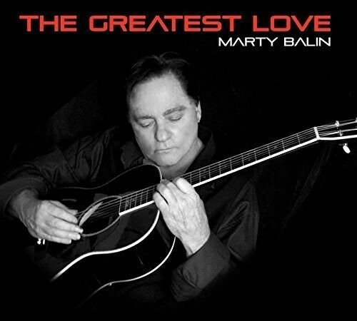 Marty Balin - Greatest Love [New CD]