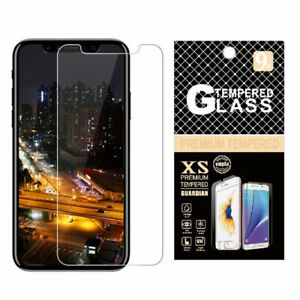 For iPhone X XS XR XS Max 11 Pro MAX Tampered Glass Screen Protector 1-2-3 Pack