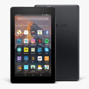 Amazon-Fire-7-with-Alexa-7-034-Display-8-GB-Tablet-Black-Excellent-condition