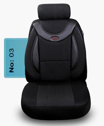 Opel Astra K Maß Schonbezüge Sitzbezug Sitzbezüge Fahrer /& Beifahrer 03