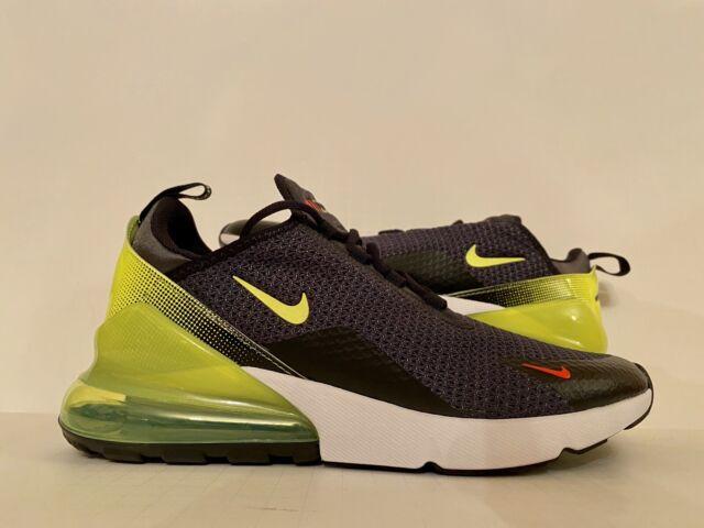Size 9.5 - Nike Air Max 270 Neon