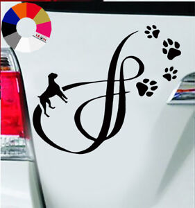 Boxer-Dog-Paw-Print AutoAufkleber – Auto Tattoo – Wand Tattoo 14.5x8 cm - Reutlingen, Deutschland - Boxer-Dog-Paw-Print AutoAufkleber – Auto Tattoo – Wand Tattoo 14.5x8 cm - Reutlingen, Deutschland