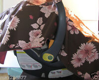 Baby Infant Car Seat Cover Blanket Lined Shade