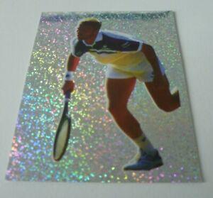 Merlin Sky Sports 1996 Sticker Foil Boris Becker Superb Condition Very Rare #196
