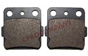 Brake Pads Suzuki RM250 RM 250 1987 Rear Brakes 69140-19A00