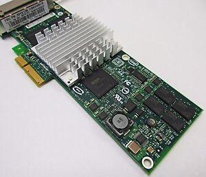 IBM-INTEL-PRO-1000-PT-QUAD-PORT-PCIe-GIGABIT-NIC-HBA-SERVER-ADAPTER-CARD-39Y6138