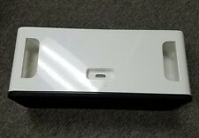 Apple iPod Hi-Fi Speaker System Sound Dock A1121 White Tested and Working