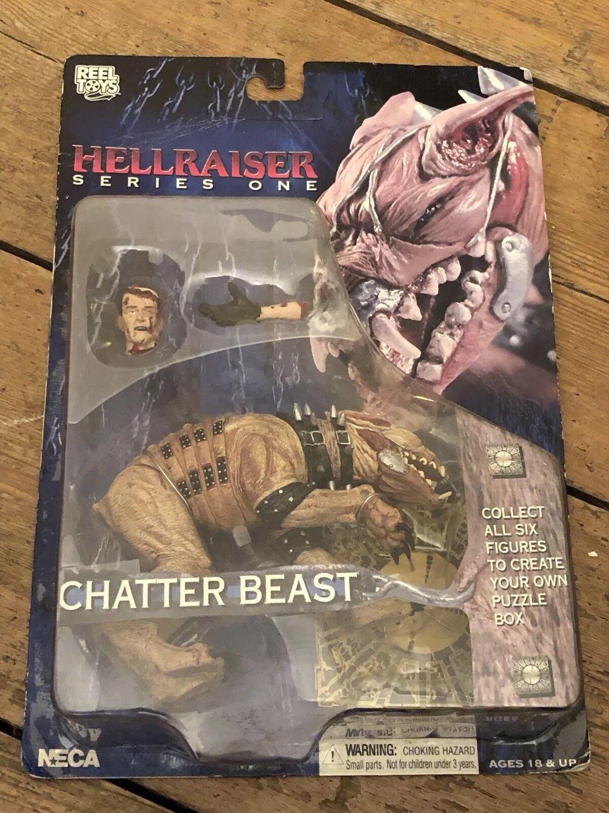 NECA Hellraiser Series 1 Chatter AFHRS1 43 Beast npieej2366-Film