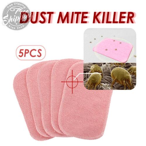 5 PCS Dust Mite Killer Patch