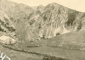 Schliersee - Nagelspitze - Jägerbauernalm - Bayern    um 1910    X 44-15