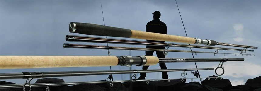 Sportex feederrute caña de pesCoche Rapid Feeder mf3611 3,60m 90-150g cesta de comida