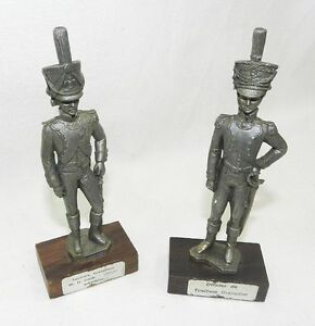 LOT-DE-FIGURINES-EN-ETAIN-DU-PRINCE-DEUX-OFFICIERS