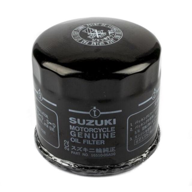 filtre a huile moto origine SUZUKI GSX-R 750 1985-87  ref: 16510-05A00