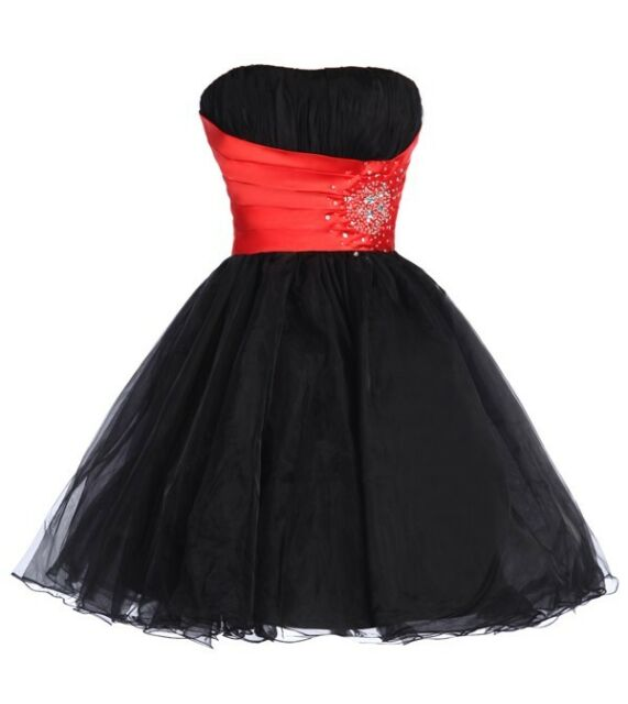 Masquerade Sale Sexy Short Formal Prom Cocktail Ball Evening Party Dresses Gown