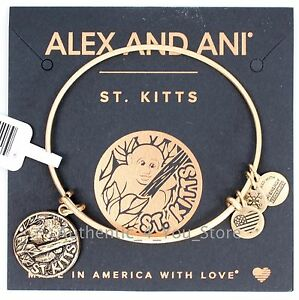 Image Is Loading New Alex And Ani St Kitts Exclusive Gold