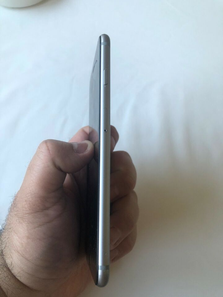 iPhone 6S Plus, 64 GB, grå