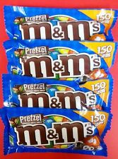 M&M's Pretzel 4ct Candy Set FREE THERMAL SHIPPING