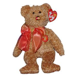 Ty Beanie Baby M.C. Anniversary 4 - MWMT (Bear MasterCard IV 2005) CC Exclusive