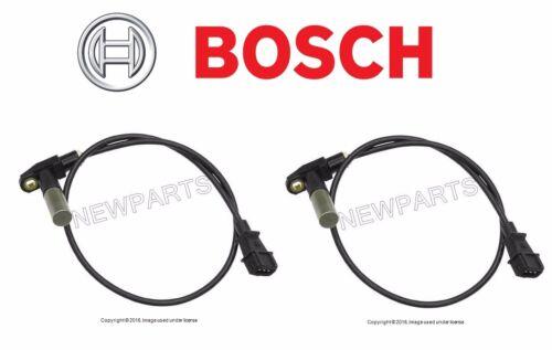 For Porsche 944 1983-1991 2x Reference Mark Crankshaft Sensor OEM Bosch