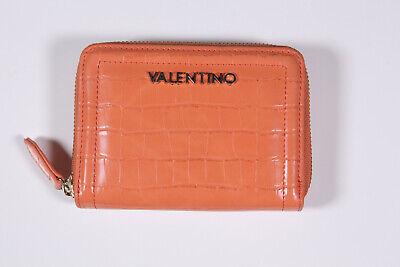 Damen-Geldbörse Portemonnaie Wallet VALENTINO CANNELLA Multi Clutch Cremeweiß