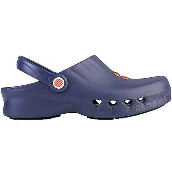 Wock NUBE ZUECOS obstruir Zapatos Azul Marino 4510090 ZUECOS NUBE Mulas de Sandalia 149d33