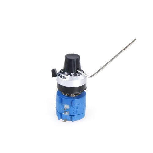 3590S-2-103L 10K Ohm Potentiometer mit 10 Drehungen Zählen Drehknopf LEO ZP