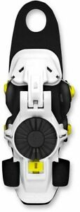 MOBIUS X8 ADULT WRIST BRACE WHITE ACID YELLOW MOTOCROSS MX ENDURO NEW SKI RACE