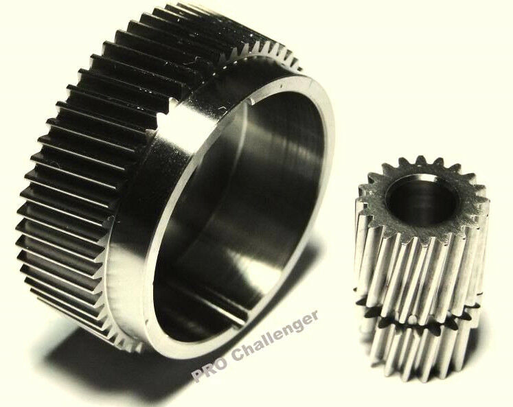 PRO Challenger 2.8:1 High High 2.8:1 Speed Gear Set For PENN 115L 9/0 Accurate 42ddb7