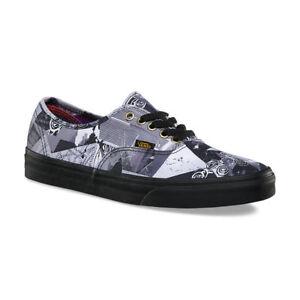 gaufrée Mens Abstract 13 Tailles Ship Authentic noire 6 Vans Chaussures nouveau Semelle Free 4RqRYd