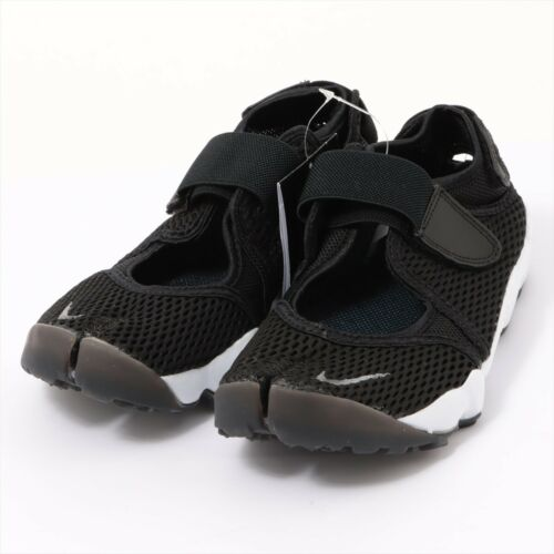 Nike NIKE AIR RIFT BR mesh sneakers 23 ladies blac