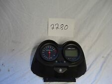 SUZUKI Bandit GSF 650 Original Tachometer Cockpit Drehzahlmesser speedometer