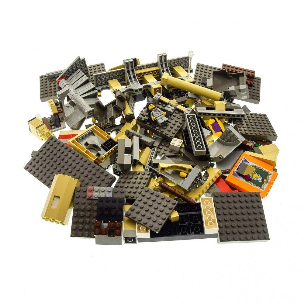 1X Lego Sistema Piezas Set Modelo Harry Potter 4709 Hogwarts Castle Piedras el