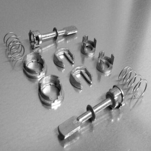 2x pour vw polo 6n türschloß cylindre de verrouillage à excentrique L /& r 1u0837167e,6n0837223a