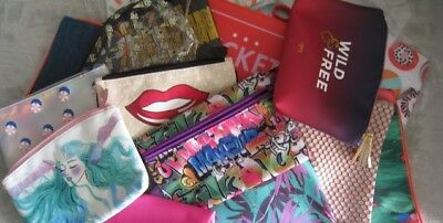 6276c1ea6536 From IPSY: Cosmetic, Makeup Bags - different color (Empty Glam Bag ...
