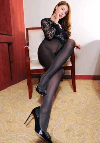 M//L L//XL *REDUCED* 70 denier Luxury Support Tights Ultra-Glossy Pantyhose S//M