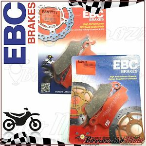 PASTIGLIE-FRENO-POSTERIORE-CARBON-EBC-TT-CAN-AM-OUTLANDER-800-R-XT-2012