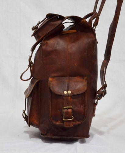 sacs sac sac vintage voyage Nouveau cuir de à dos en Messenger Lot à véritable sac 02 dos 8OPn0XNwk