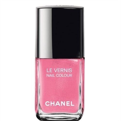 CHANEL Le Vernis Aurore Long Wear Nail Colour 606 Pink Polish 2018 ...