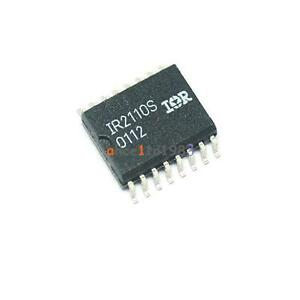 Details about 10PCS NEW IC IR2110S IR2110 DRIVER HIGH/LOW SIDE 16-SOIC IR